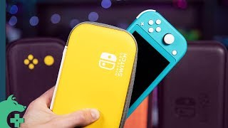 Best Nintendo Switch Lite Travel Cases