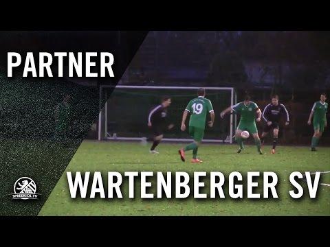 VfB Fortuna Biesdorf II - Wartenberger SV II (Kreisliga A, Staffel 4) - Spielszenen | SPREEKICK.TV