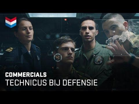 DEFENSIE Technicus bij defensie