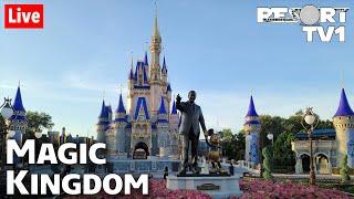 🔴Live: A Magic Kingdom Evening with Jenna - Walt Disney World Live Stream