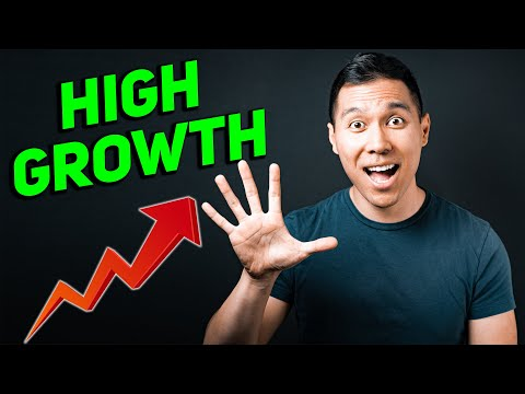 5 ETF's To Buy For High Growth (Passive Investing)