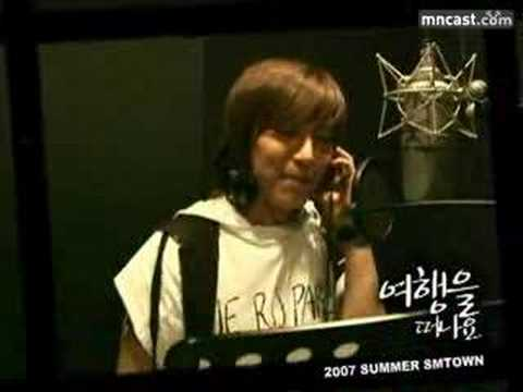 2007 Summer SMTown Let's Go On Vacation MV