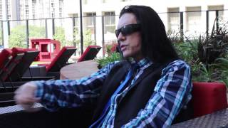 Tommy Wiseau full interview - April 20, 2015 - CineSnob.net