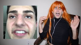 REACTING TO MY OLD TWAIMZ VINES