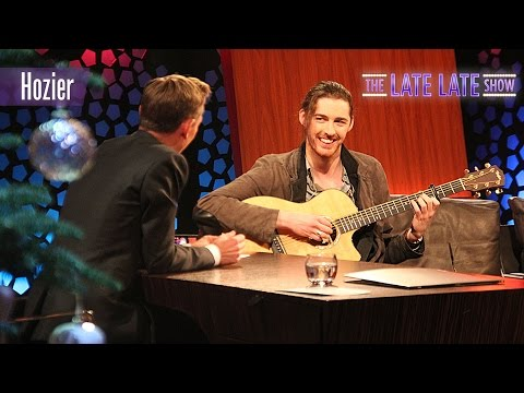 Hozier - Take Me To Church and Album Art | The Late Late Show | RTÉ One