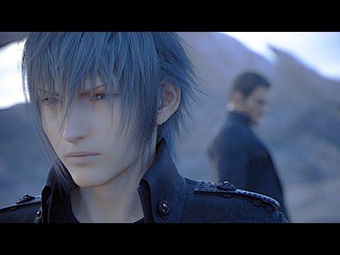 Final Fantasy 15 Gameplay First 50 Minutes Demo - Final Fantasy XV