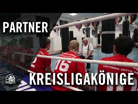 SV Rot-Weiß Viktoria Mitte - Boxtraining bei Trainer-Legende Ulli Wegner | SPREEKICK.TV