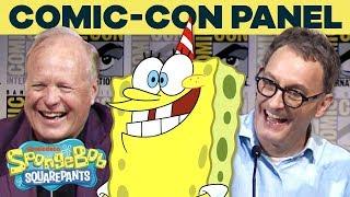 SpongeBob San Diego Comic-Con Panel 🍍
