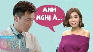 Thúy Ngân lúng túng 'tỏ tình' Xuân Nghị trên sóng livestream