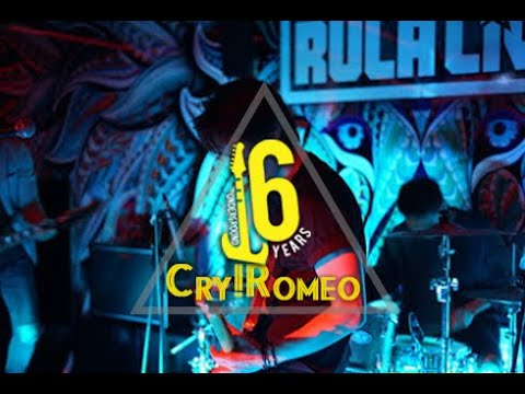 Cry!Romeo - Release me! at Underground 16th Anniversary Party - June 2020  at Rula Live