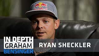 Ryan Sheckler: Young girl with cancer changed my life