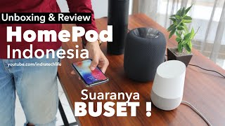 Review Speaker Apple HomePod Indonesia - iTechlife