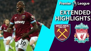 West Ham v. Liverpool | PREMIER LEAGUE EXTENDED HIGHLIGHTS | 2/4/19 | NBC Sports