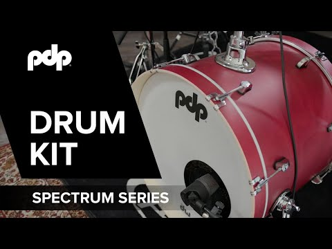 video PDP –  Spectrum™ Ultra Violet Stain – Shell Pack