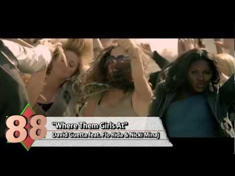 Billboard Hot 100 - Top 100 Songs of Year-End 2011