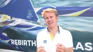 A la recherche du co-skipper de la Transat Jacques Vabre par Francois Gabart