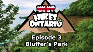 Exploring Scarborough Bluffs - Hiking Bluffer's Park (Brit Hikes Ontario Episode 3)