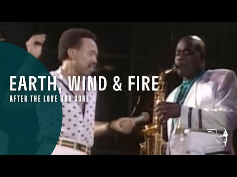 Earth, Wind & Fire - After The Love Has Gone (From