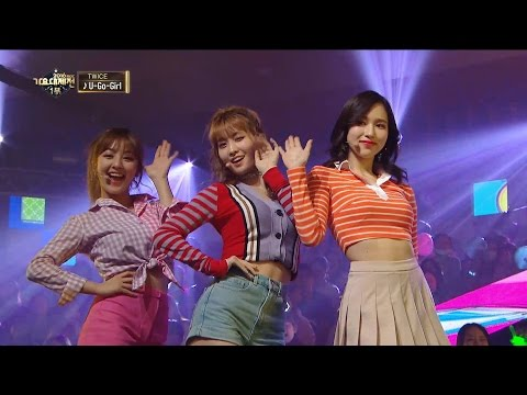 【TVPP】 Twice – U-Go-Girl, 트와이스 – 유고걸 @2016 KMF