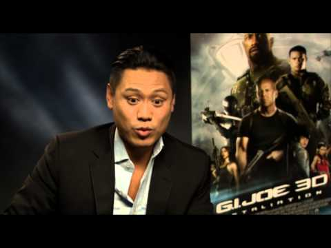 Jon M Chu director of GI JOE RETALIATION