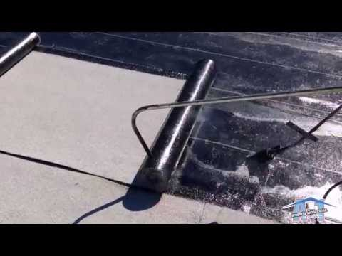 Secret to Touching SOPREMA Correctly - Miami Commercial Roofers