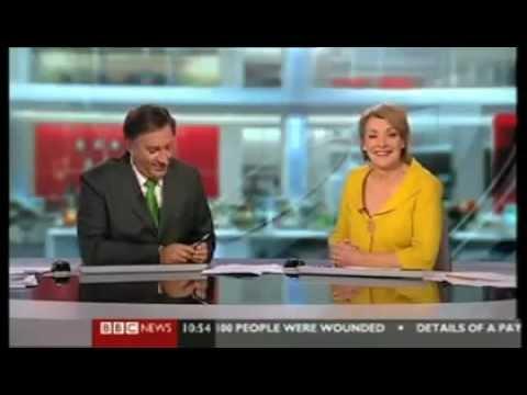 Weatherman Swears On Live TV