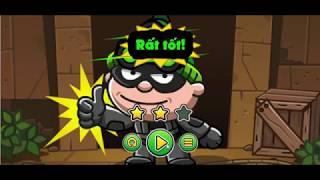 Game Siêu Trộm Lupin 2 - Bob The Robber 3 | Hướng dẫn game 24h