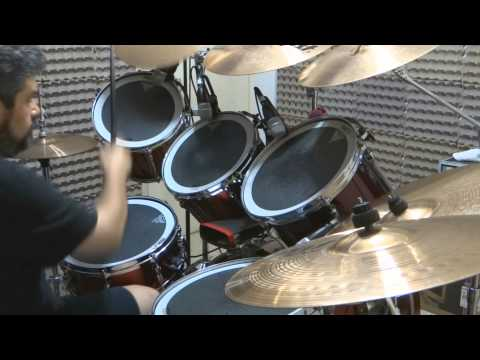 Black Dog (Cover de batería / Drum cover)