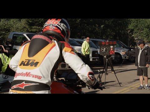 Rennie Scaysbrook Pikes Peak Full Run - Cycle News