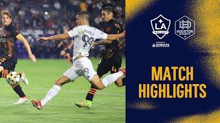 HIGHLIGHTS: LA Galaxy vs. Houston Dynamo FC | September 15, 2021