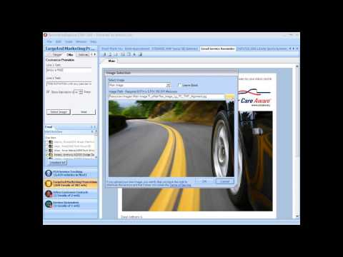 Service Reminders   Customize Main Graphic   eAutoClub ServiceIntelligence CRM 360