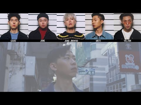 Planetarium Records - Blah MV + Lyrics Color Coded HanRomEng