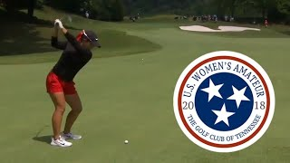 2018 U.S. Women's Amateur Highlights