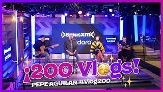 Pepe Aguilar - El Vlog - ¡200 Vlogs!