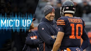 Matt Nagy Mic'd Up vs. Jets