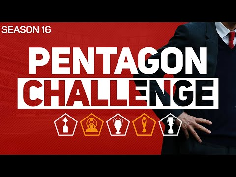 PENTAGON CHALLENGE - FOOTBALL MANAGER 2020 #16