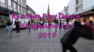 [Kpop in Public] Random Play Dance Haugesund Jan. 2019
