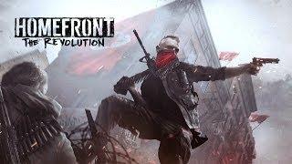 Homefront: The Revolution - Announcement Trailer