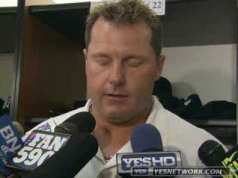 Roger Clemens Interview 8/7/07 - YouTube