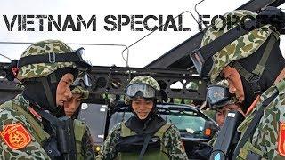 Vietnam Special Forces - Binh chủng Đặc công - Pasukan Khusus Vietnam