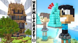 My Diamond Pile Grows! :: Hermitcraft #55