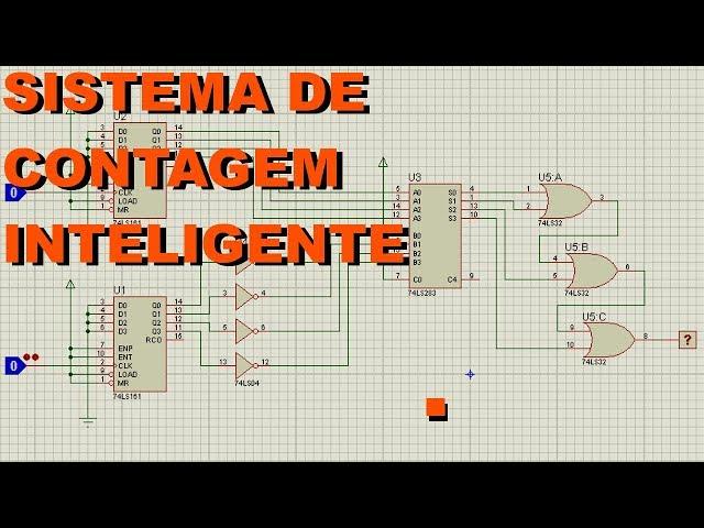 SISTEMA SIMPLES DE CONTAGEM INTELIGENTE | Conheça Eletrônica! #119