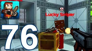 Pixel Gun 3D - Gameplay Walkthrough Part 76 - Deadly Games (iOS, Android)