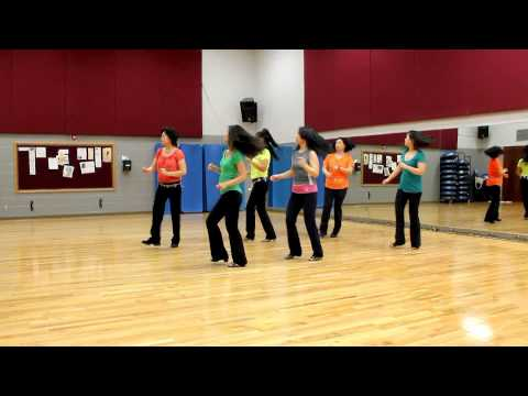 Body Goes Boom! - Line Dance (Dance & Teach in English & 中文)