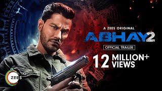 Abhay 2 (2020) Trailer ZEE5 Series