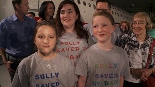 Survivors and Family Thank Sully For Saving 35 Lives: 'He Saved My Mommy's Life'