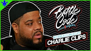 CHARLIE CLIPS WEIGHS IN ON TECH 9 | RAPMATIC