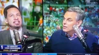 Fox Sports 1 still DISRESPECKIN Michael Jordan!