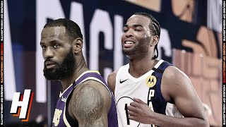 Los Angeles Lakers vs Indiana Pacers - Full Game Highlights | August 8, 2020 | 2019-20 NBA Season