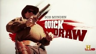 Bob Munden Superhuman The Fastest Gunslinger